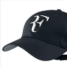 free shipping 2015 new arrival 9color high quality tennis Roger Federer RF Tennis tennis hat baseball cap sports Golf men women(China (Mainland))