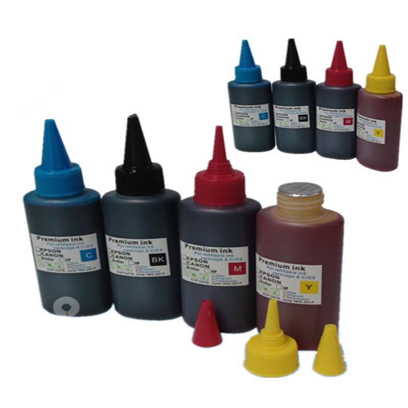 4x100ML Sublimation Ink For Ricoh GC31 e2600,e3300,e3300N,e3350N,e5050N,e5500,e5550N(China (Mainland))