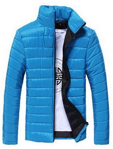 2015 Free shipping Men's Parkas Jacket Winter Cotton Coats Mens Wadded Jacket Man Jackets Warm Coat Hollistic Shiny Down Padded(China (Mainland))