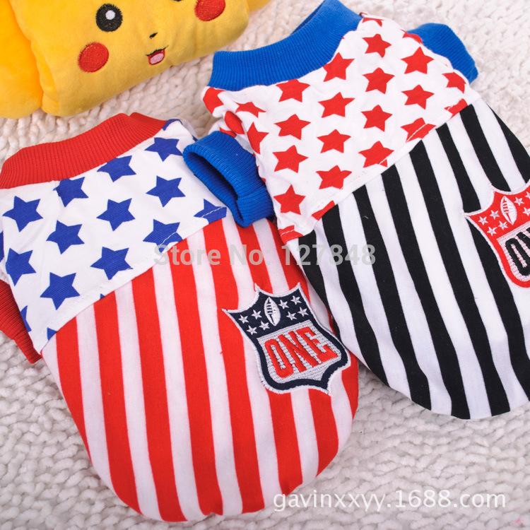 2015 new spring and summer PETCIRCLE Captain Planet T-shirt pet supplies pet dog clothes(China (Mainland))