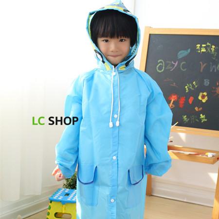 Hot Sale Fashion Kids Raincoat Waterproof Animal Rainwear Children Capa De Chuva Children'S Cartoon Poncho Boys Girls Rain Coat(China (Mainland))