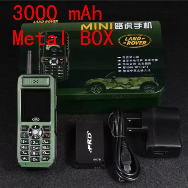 Original A800 Rugged waterproof Senior elder old man mobile cell phone Big Battery speaker long standby 2 sim Russian Keyboard(China (Mainland))