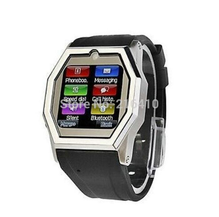 TW520 watch phone Quad Band Java Bluetooth Camera 1.54 Inch Touch Screen Cellphone Watch mobileUSB 2.0, WAP, MSN, QQ, JAVA(China (Mainland))