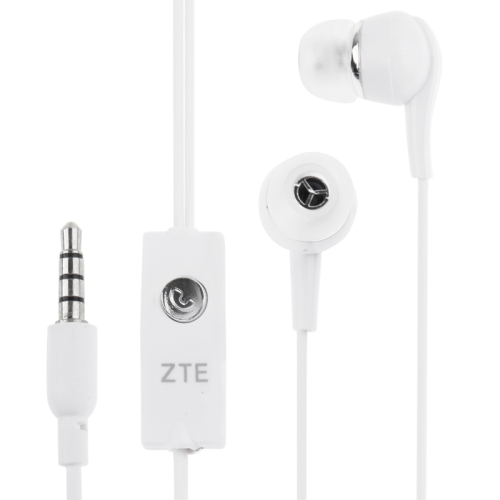 ZTE Stereo Dr.dre Earphone with Mic 3.5mm In-Ear Jack Headphone for All Audio Devices Headset Free Shipping(China (Mainland))