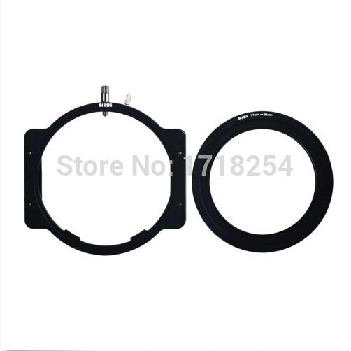 NISI Compatible LEE Filter Holder Foundation Kit + 77mm Wide Angle Adapter Ring DSLR Filter Neutral Density Filter(China (Mainland))
