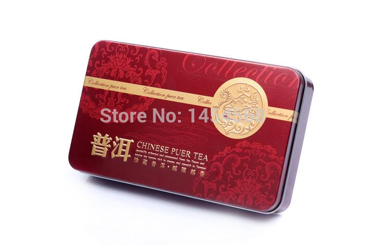 75g Yunnan Pu er tea grade raw flavor Oscars Fantasy Mini Tuo iron box 15 stars