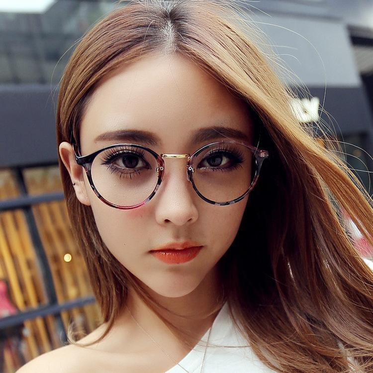 vintage eyeglasses reading glasses myopia women non-mainstream male brand womanpicture frame ancient ways acetate(China (Mainland))
