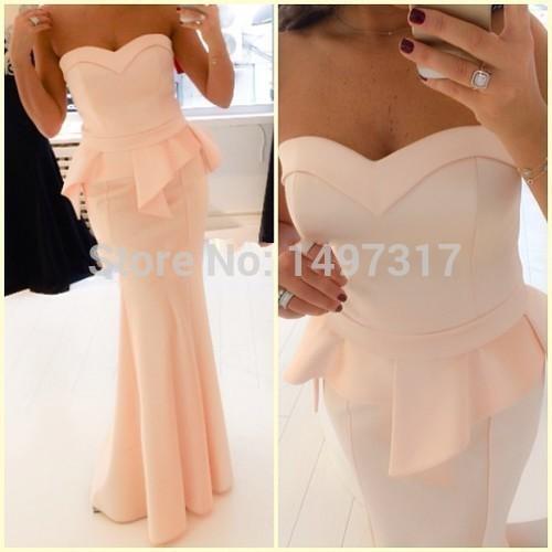 Платье для подружки невесты YY Vestidos 2015 LFB99