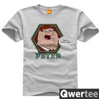 Free Shipping Family Guy Chris Griffin Cotton Shirt Family Guy Tshirt For Men