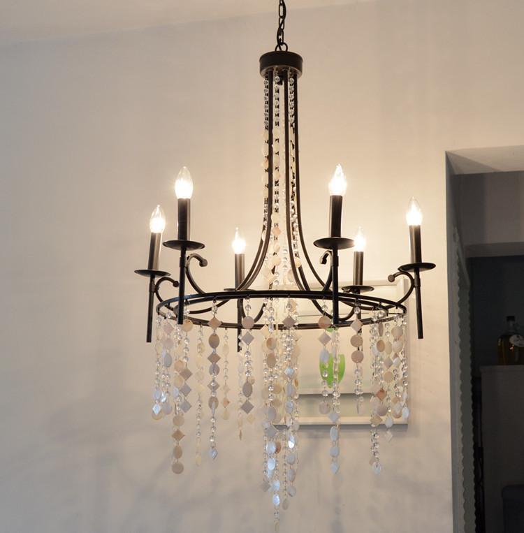 Acheter cuisine bar vintage noir shell lampe lustre cristal l - La poste mon espace client nouvelle livraison ...