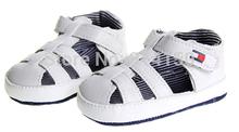 Weiß babyschuhe Kind baby Jungen/Mädchen sommer sandalen erste Wanderer weiche sohle mode baby kleinkind schuhe prewalker versandkostenfrei(China (Mainland))