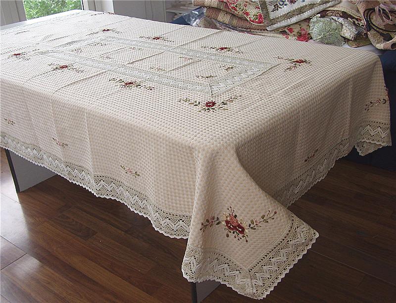 온라인 구매 도매 면 식탁보 중국에서 면 식탁보 도매상 ...