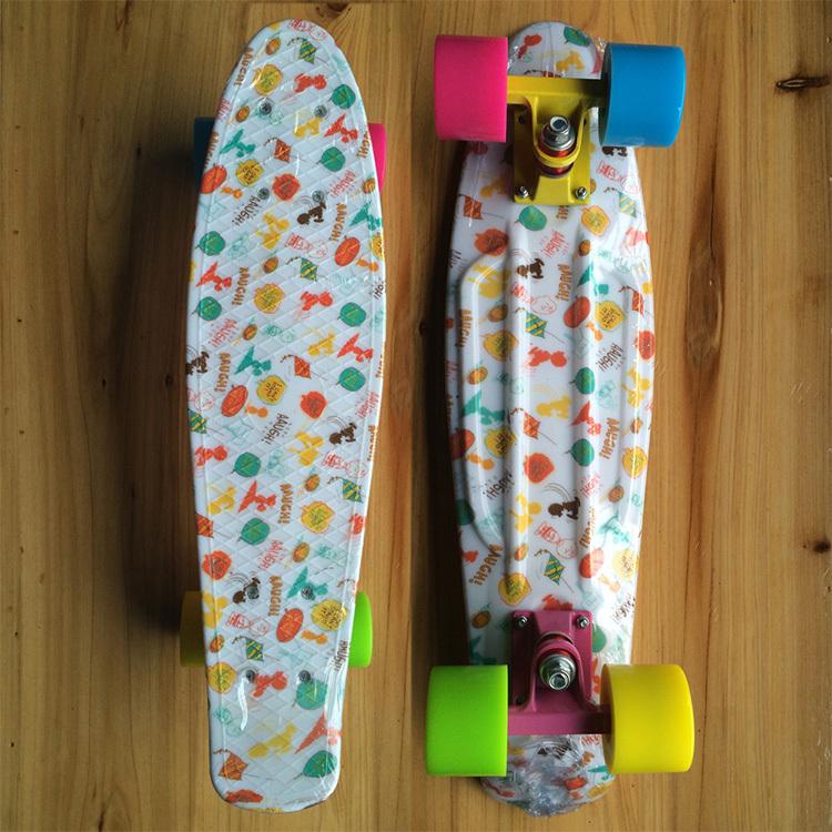 Скейтборд YR 22 Longboard Penny Style
