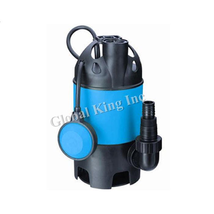 Comprar 1100 w el ctrica sumergible agua for Bomba de agua para riego de jardin