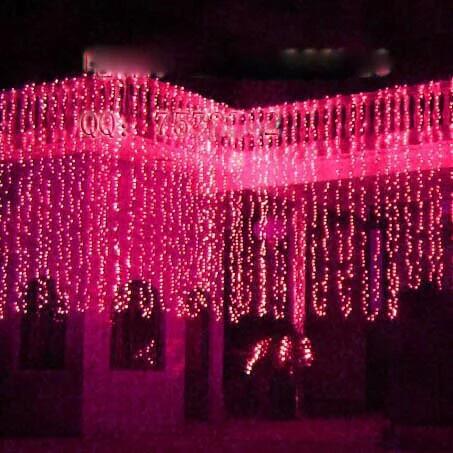 10m*1.5m 480LED light flashing lane LED String lamps curtain icicle Fairy Christmas festival lights 110v-220v EU UK US AU plug(China (Mainland))