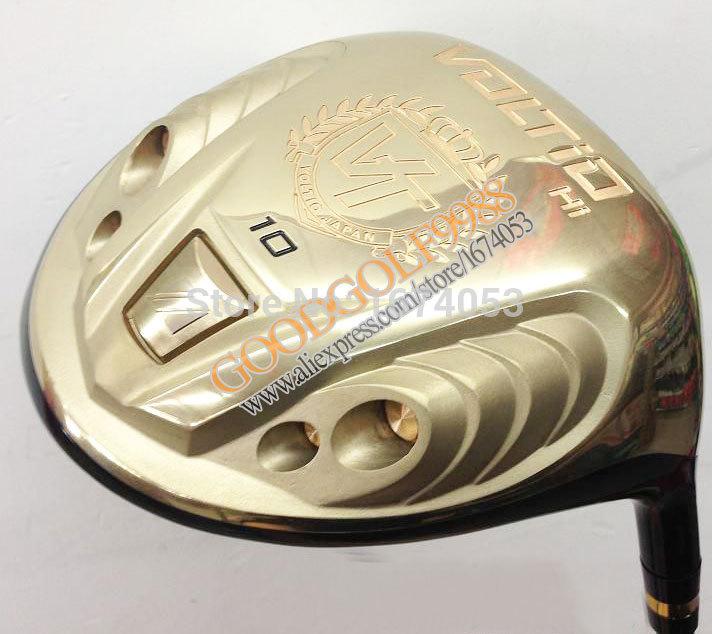 клюшка для гольфа KATANA 2015 VOLTIO 9/10 Flex R/S/SR VOLIT клюшка для гольфа nike vapor pro 2015