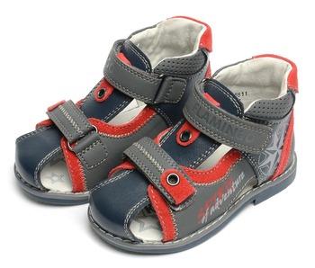Фламинго дети обувь высокое качество сандалии XS5811