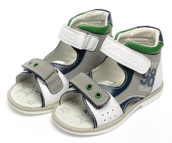 Фламинго дети обувь высокое качество сандалии XS5814