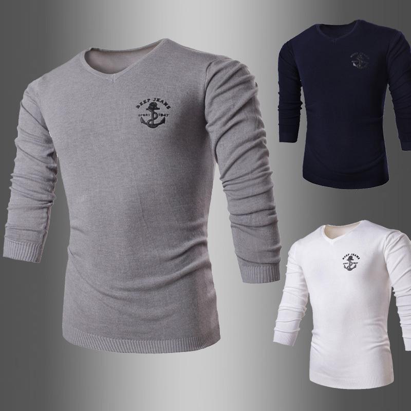 Мужской пуловер Wsgyj 2015 V 7735