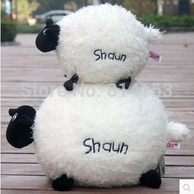 Free Shipping 40cm Nici fat Shaun/Shawn the sheep plush doll stuffed baby toy best children's birthday gift(China (Mainland))