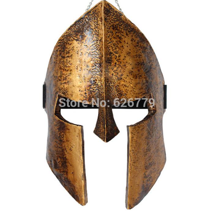 1:1 спартанский маска для