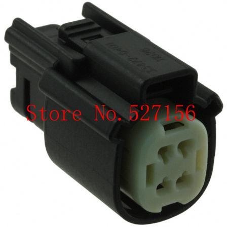0334720401 CONN RCPT 4POS DUAL BLACK(China (Mainland))