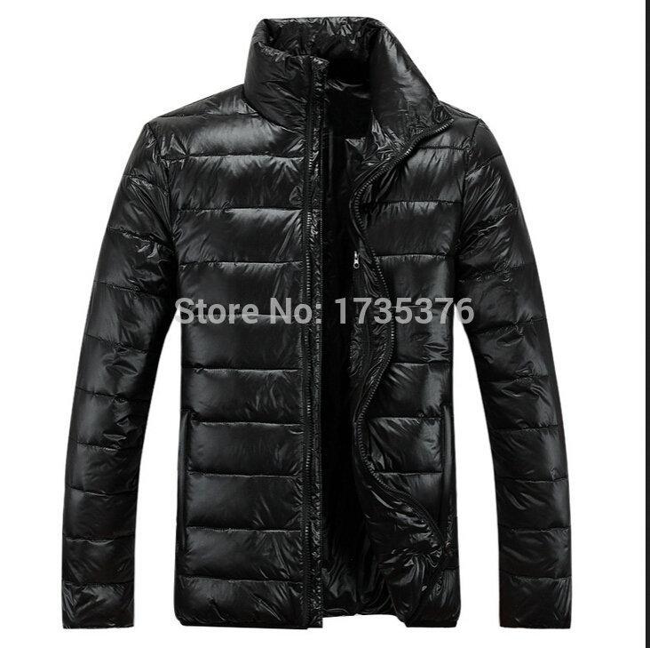 fashion casual down men winter jackets face down-jacket white duck's down coat cotton jacket men parka men jacket gift yptpa039(China (Mainland))