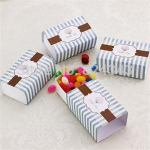 2015 NEW ARRIVAL+Beach Wedding Favors Box Seashell Candy Box Unique Party Favors Gift Box+100pcs/Lot+FREE SHIPPING(China (Mainland))