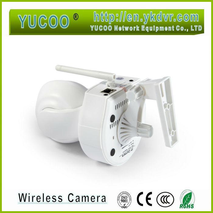 Motion detection Wireless camera Surveillance 3g wireless home security alarm camera system(China (Mainland))