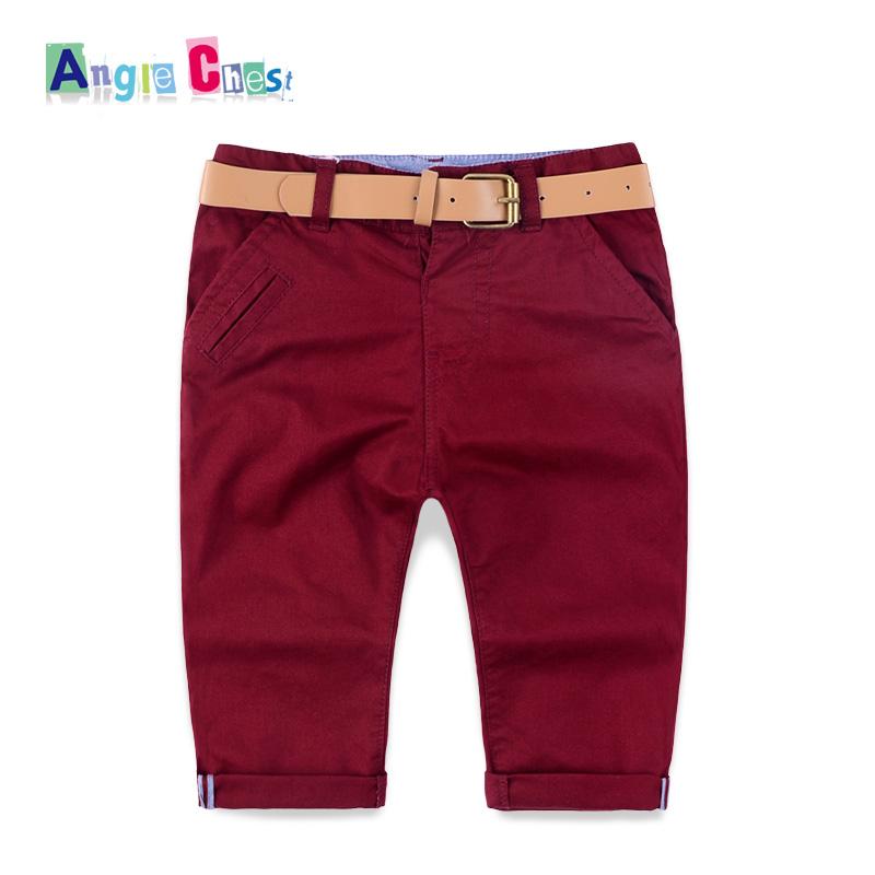 Штаны для мальчиков Other brands 100% 2015 2-8