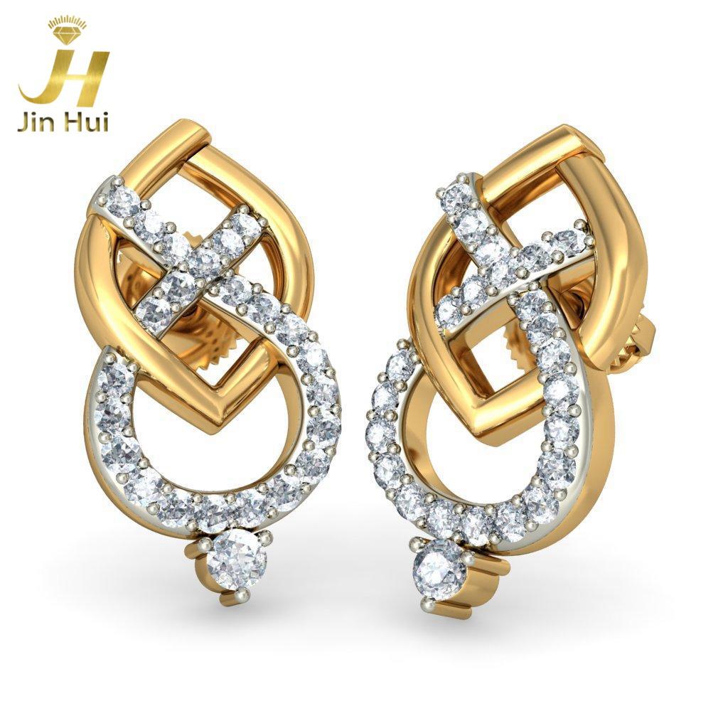 Jinhui 18K 750 0,288 CT Multi JH-BS1062 jinhui dhwani 18k 750 0 08 jh bs4576