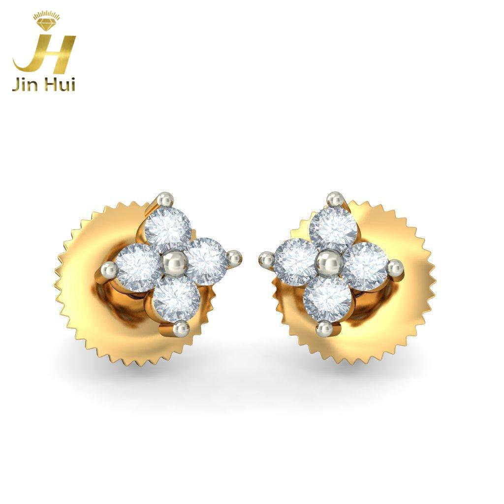Jinhui Dhwani 18K 750 0,08 JH-BS4576 jinhui dhwani 18k 750 0 08 jh bs4576
