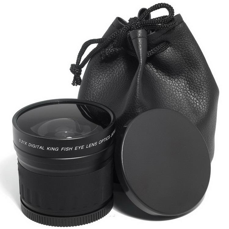 Объектив для фотокамеры Other Lightdow 58 X 0,21 Fisheye Canon Nikon Sony DSLR 58WF-100006