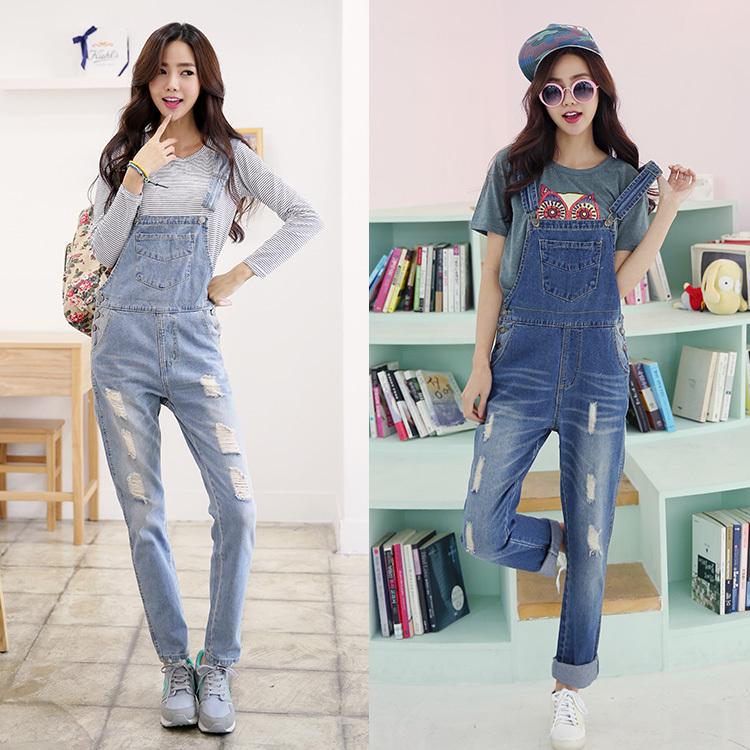 2015 джинсовые брюки моды весна лето
