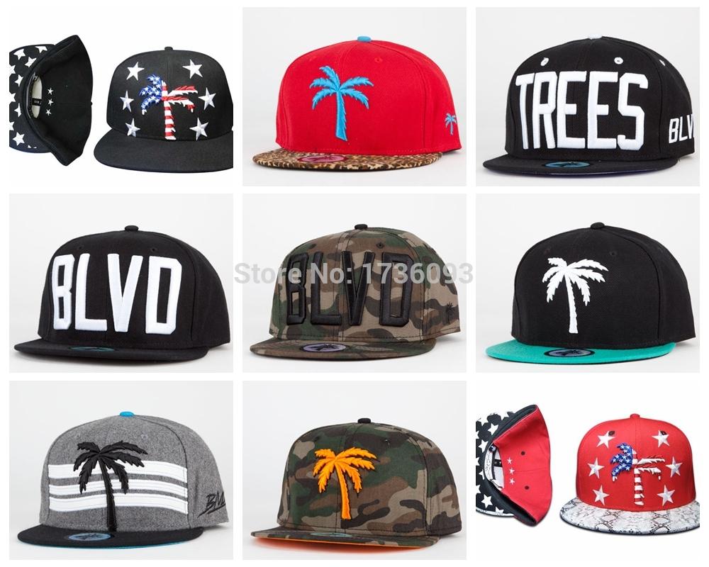 BLVD Supply TREES Snapback hats camo snakeskin leopard 5 panel hat Hip Hop Brand mens Casquettes gorras bones baseball caps(China (Mainland))