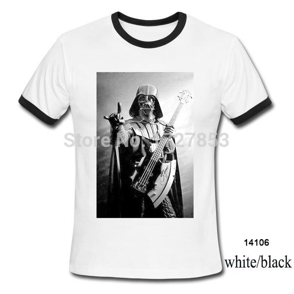 Мужская футболка Star Wars Dj T /dj rocksTar /camisa o