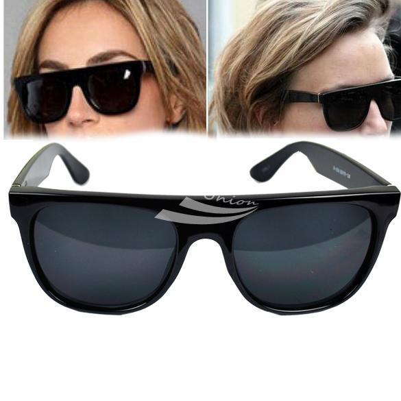 Super Flat Top Sunglasses Flat Top Frame Sunglasses