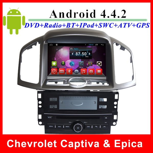 Автомобильный DVD плеер LG 4.4 8/Chevrolet Captiva TV 3G dvd Chevrolet Epica GPS компьютер с 3g и dvd