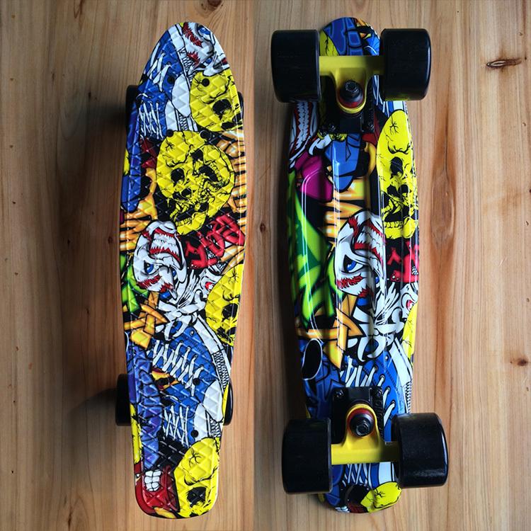 Скейтборд Generic 22/longboard 65 83 Penny Style