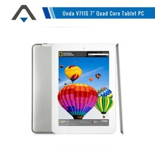 Lowest price Onda V711S Quad core 1.0 GHz CPU 7 inch Multi touch Camera 16G ROM Android Tablet pc