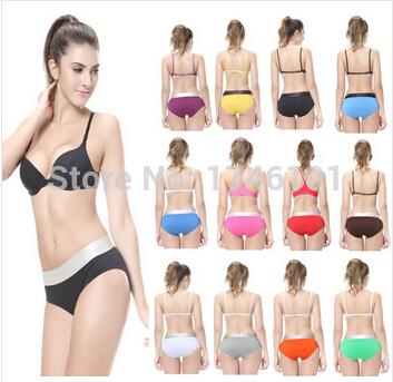 10 pcs/Lot WOMEN Briefs Female Underwear WOMEN's Cueca Shorts Modal Lady Sexy Underwear Women Panties For GIRLS(China (Mainland))