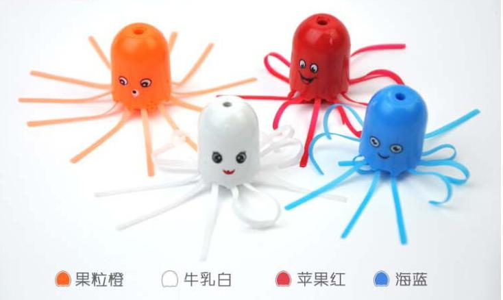 New 2015 Smile Children Kid Magical Science Educational Jellyfish Float Pet Toy Gift(China (Mainland))