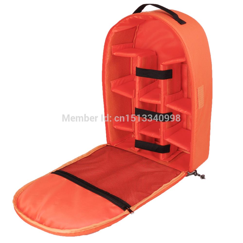 A-MoDe High quality waterproof camera bag insert Orange duarable(China (Mainland))