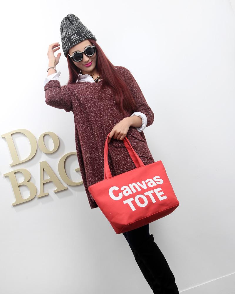 Canvas bags 2015 Pure Leisure TOTE Monogrammed Canvas Shoulder Bag Handbags Travel Messenger bag Motorcycle bag Free Shipping(China (Mainland))