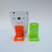 Universal Holder Stand for smartphones and tablet PCs Folding Adjustable Mobile Cell Phone desk stand