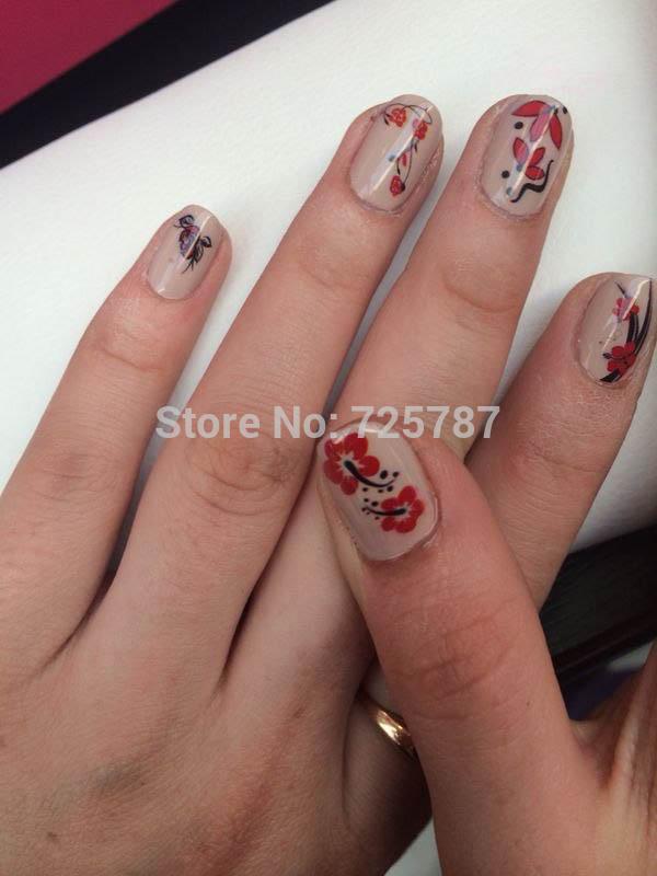 2014 best sale Free shipping computer and display build digital nail printer nail art machine(China (Mainland))