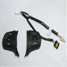 For KIA  RIO K2 2011 2012 Original Steering wheel audio control button auto accessories 1 set(China (Mainland))