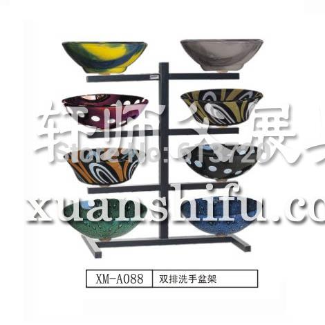 bathroom basin display rack for showroom(China (Mainland))