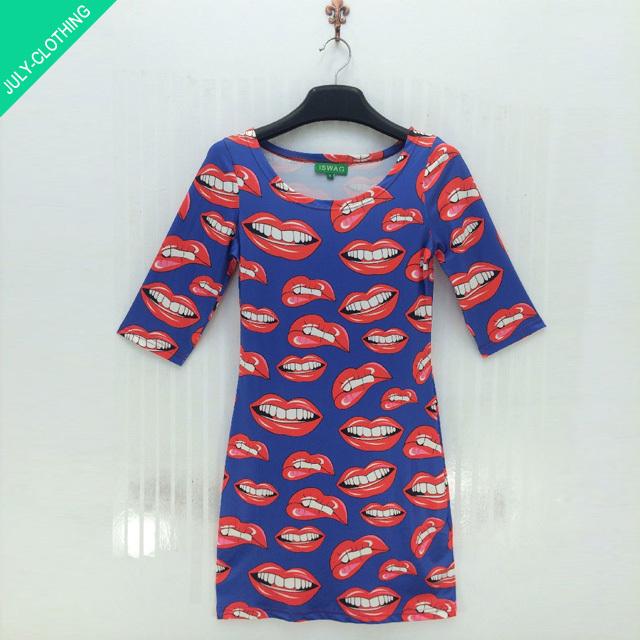женское-платье-printing-dress-dd6017-2015-3d