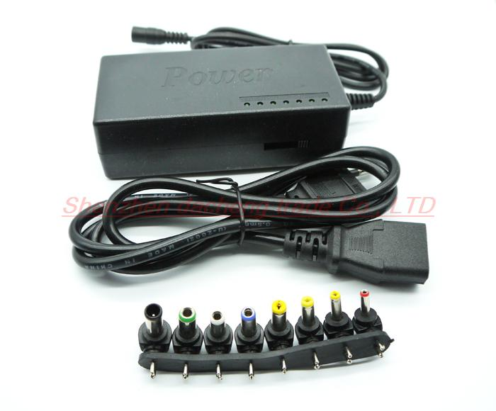 110-220v AC To DC 12V/15V/16V/18V/19V/20V/24V Laptop Charger Adapter 96W Universal Laptop PC Netbook Power Supply Charger(China (Mainland))